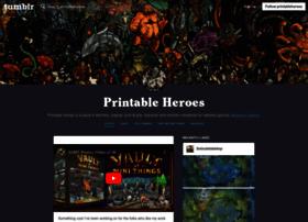 printableheroes.tumblr.com