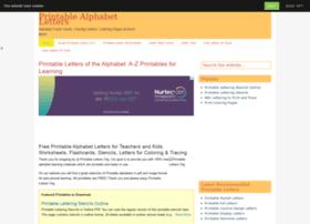 printableletters.org
