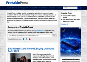 printablepress.com