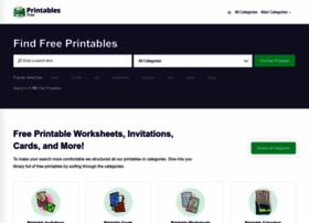 printablesfree.com
