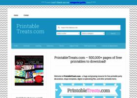 printabletreats.com