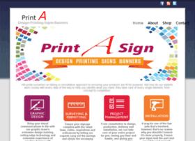 printasign.co.uk