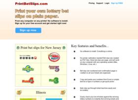 printbetslips.com