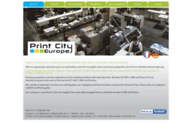 printcityeurope.com