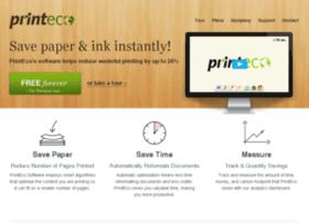 printecosoftware.com
