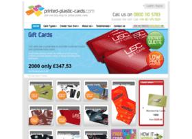 Printed-plastic-cards.com