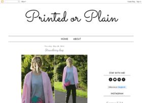 printedorplain.blogspot.ie