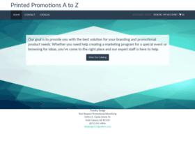 printedpromotionsatoz.com
