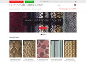 printedsilkfabrics.com