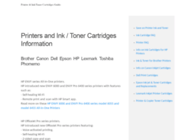 printer-ink-cartridges-guide.com