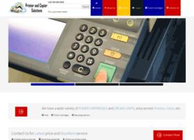 printerandcopiersolutions.com