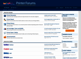 printerforums.net