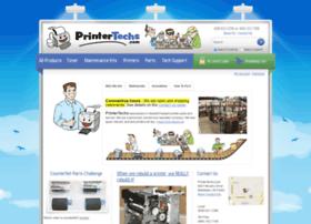 printertechs.com