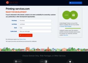 printing-services.com