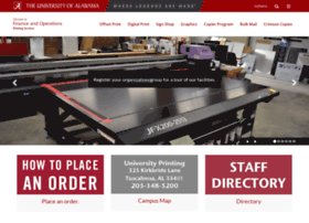 printing.ua.edu