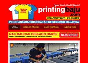 printingbaju.com