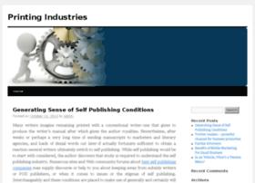 printingindustriesconsulting.com