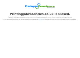 printingjobvacancies.co.uk