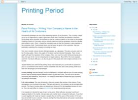printingperiod.blogspot.com