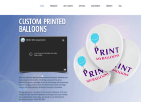 printmyballoons.com.au