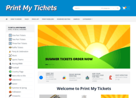 printmytickets.co.uk