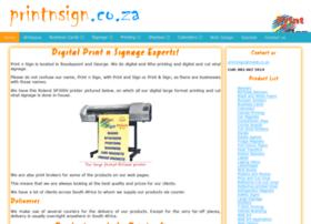 printnsign.co.za
