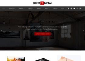 printonmetal.com.au