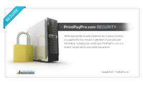 printpaypro.com