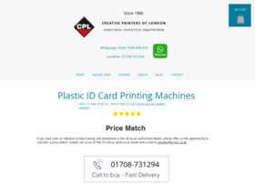 printplastic.co.uk