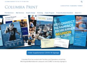 printservices.columbia.edu