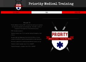 prioritymedicaltraining.com