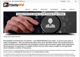priorityoneindia.com