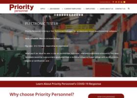 prioritypersonnel.com