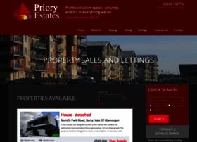 priory-estates.co.uk