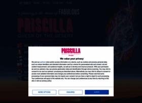 priscillathemusical.com