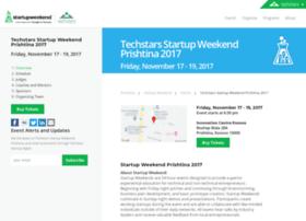 prishtina.startupweekend.org