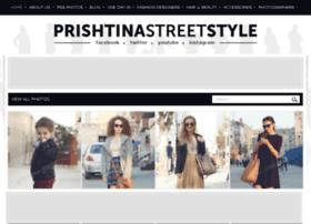 prishtinastreetstyle.com