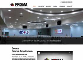 prismaarquitectura.com.pe
