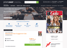 prismashop.gala.fr