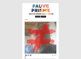 prisme.fauvecorp.com