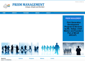 prismmanagement.in