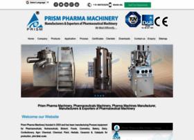 prismpharmamachinery.com