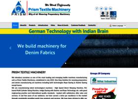 prismtextilemachinery.com