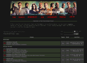 prisonbreakforum.co.uk
