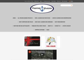 pristinemarine.com