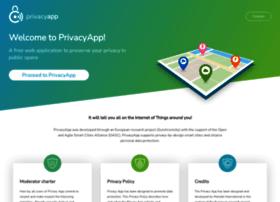 privacyapp.info