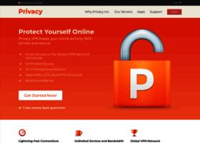 privacyinc.com