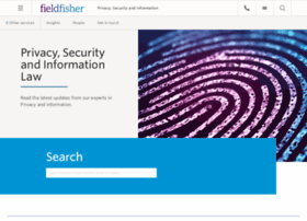 privacylawblog.fieldfisher.com