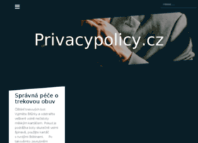privacypolicy.cz