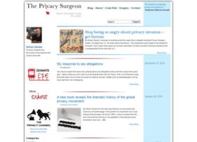 privacysurgeon.org